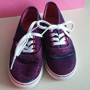 Glitter Van's